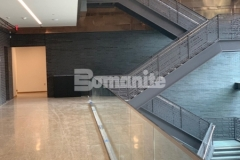 Our colleague Texas Bomanite utilized the Bomanite VitraFlor Custom Polishing System to create beautiful polished concrete flooring throughout the Dallas Holocaust and Human Rights Museum and their skillful earned them the 2019 Best Bomanite Custom Polishing Project Honorable Mention Award.