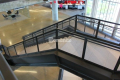 Bomanite VitraFlor custom polished concrete flooring was installed throughout The Richards Groups building by our colleague Texas Bomanite to create stunning surfaces that enhanced the quality of the space, which resulted in their win of the 2015 Best Bomanite Custom Polishing Gold Award.