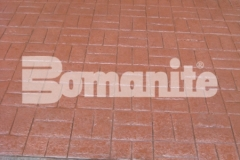 Connecticut Bomanite Systems received the 2018 Bomanite Imprint Systems Bronze Award for their installation of Bomanite Basketweave Brick imprinted concrete in the Tower Plaza pavilion and with their skillful and arduous effort they created a beautiful hardscape surface that complements the surrounding design aesthetic.